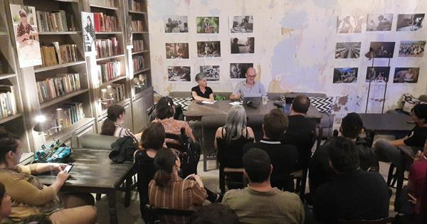 EMU and Rüstem Bookstore's Museum and Collection Talks Begin with Vasıf Kortun
